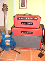 Dream Amp - Matchless HC30 and Artist Series PRS